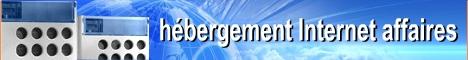 Hébergement Internet Affaires, fiable et professionnel, à partir de 9.95 $ (CAD) / mois. Bande passante illimitée.
